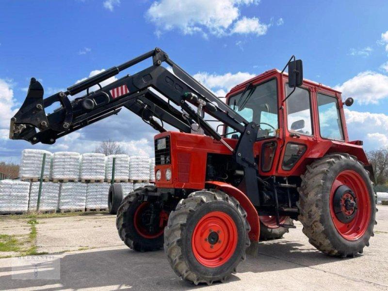 Traktor des Typs Belarus MTS 572 + Frontlader, Gebrauchtmaschine in Pragsdorf (Bild 1)