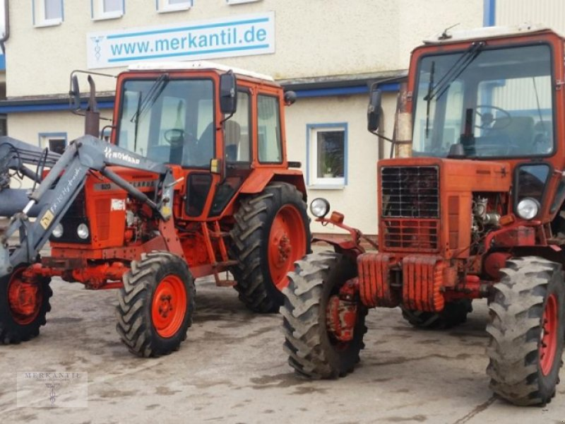 Traktor typu Belarus MTS 82  + 820 FL, Gebrauchtmaschine w Pragsdorf (Zdjęcie 1)