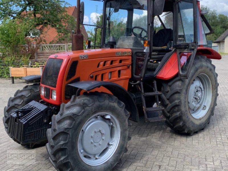 Traktor typu Belarus MTS 920 F PLUS Allrad Traktor, Gebrauchtmaschine w Bramsche (Zdjęcie 1)