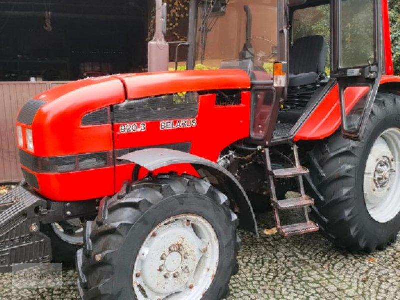 Traktor a típus Belarus MTS 920.3, Gebrauchtmaschine ekkor: Prenzlau (Kép 1)