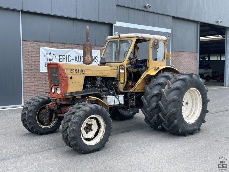Traktor типа Belarus MTZ-52, Gebrauchtmaschine в Leende (Фотография 1)