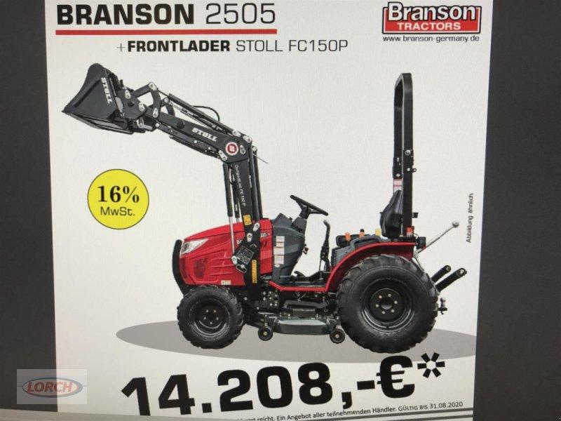 Traktor typu Branson 2505 + FL Stoll, Neumaschine w Trochtelfingen (Zdjęcie 1)