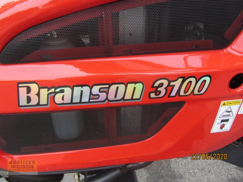 Traktor des Typs Branson 3100, Gebrauchtmaschine in Much (Bild 3)