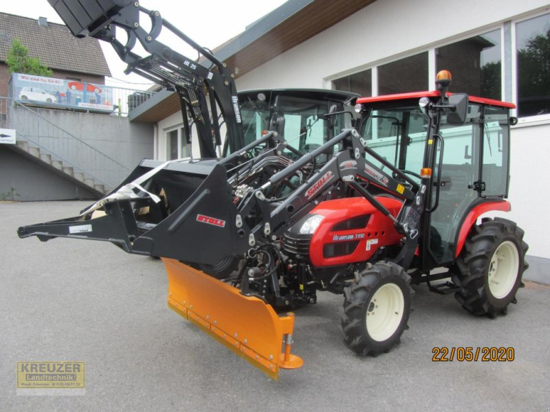 Traktor des Typs Branson 3100, Gebrauchtmaschine in Much (Bild 1)