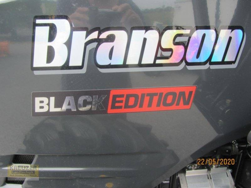 "Traktor des Typs Branson 5025 C ""Black Edition"", Neumaschine in Much (Bild 7)"
