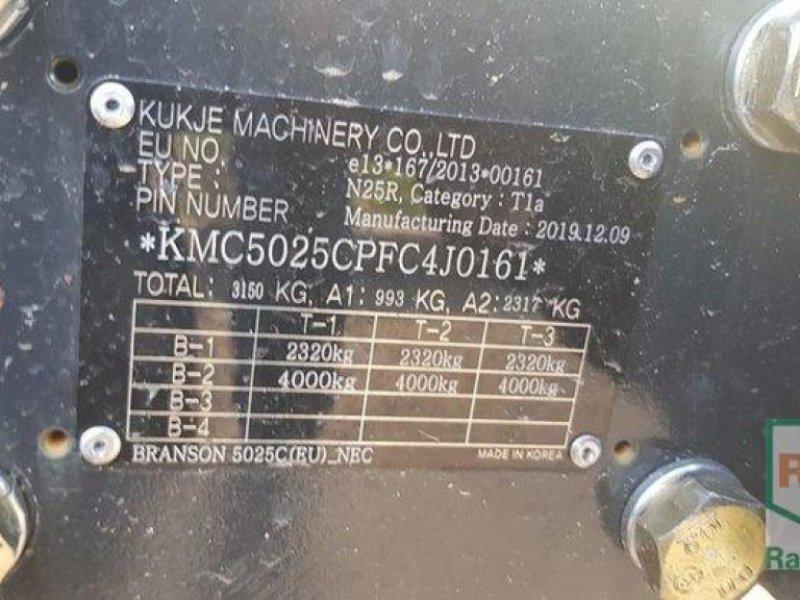 Traktor des Typs Branson 5025C Stoll FC450P, Vorführmaschine in Kruft (Bild 9)