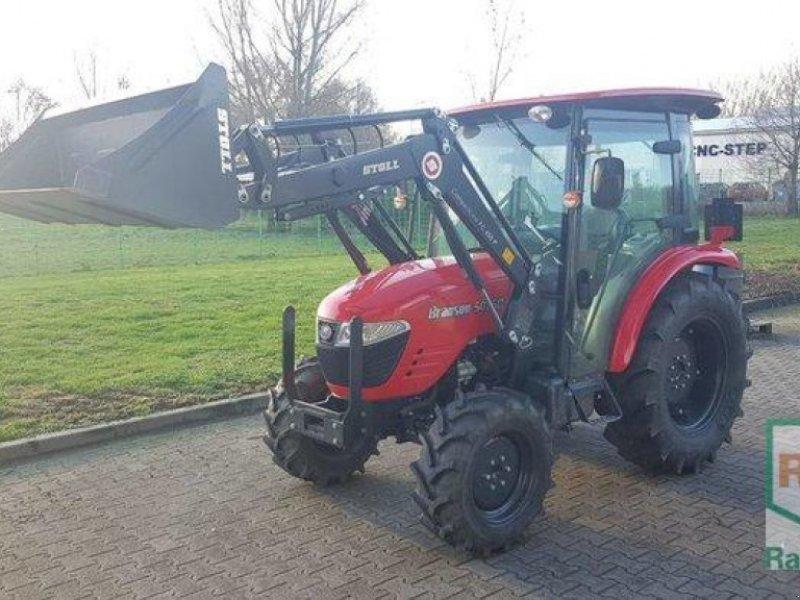 Traktor des Typs Branson 5025C Stoll FC450P, Vorführmaschine in Kruft (Bild 1)