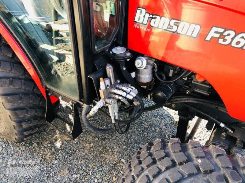 Traktor типа Branson F36RN mit Fronthydraulik Miete ab 8,90   / Betriebsstunde, Gebrauchtmaschine в Beselich-Obertiefenb (Фотография 7)