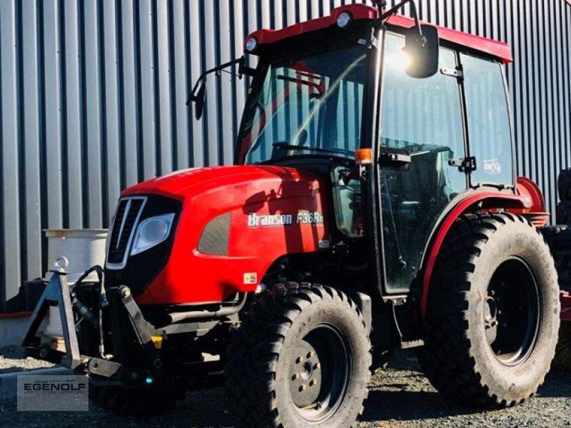 Traktor типа Branson F36RN mit Fronthydraulik Miete ab 8,90   / Betriebsstunde, Gebrauchtmaschine в Beselich-Obertiefenb (Фотография 2)