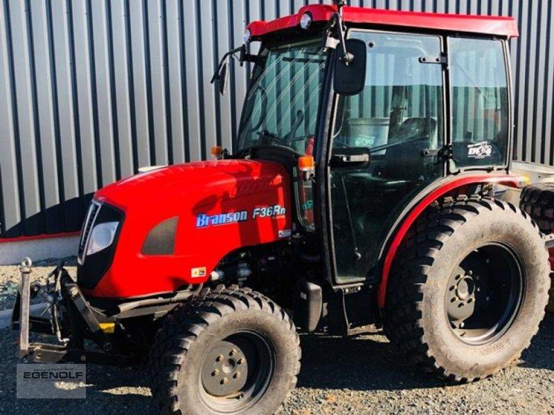 Traktor типа Branson F36RN mit Fronthydraulik Miete ab 8,90   / Betriebsstunde, Gebrauchtmaschine в Beselich-Obertiefenb (Фотография 3)
