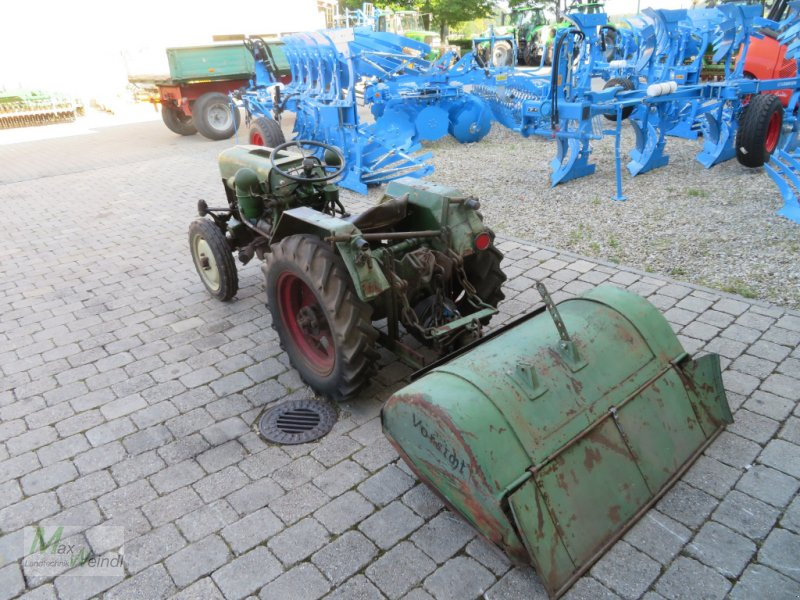 Traktor типа Bungartz T5, Gebrauchtmaschine в Markt Schwaben (Фотография 7)