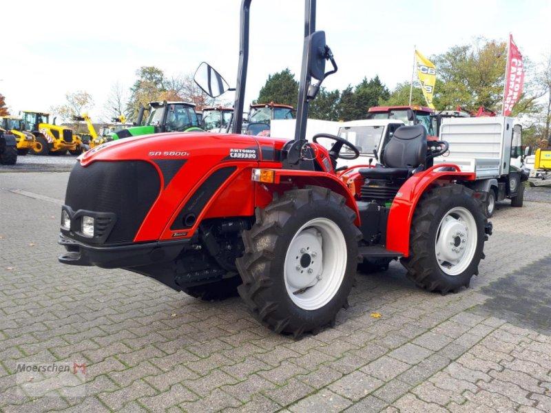 Traktor des Typs Carraro SN 5800 V major, Neumaschine in Tönisvorst (Bild 1)