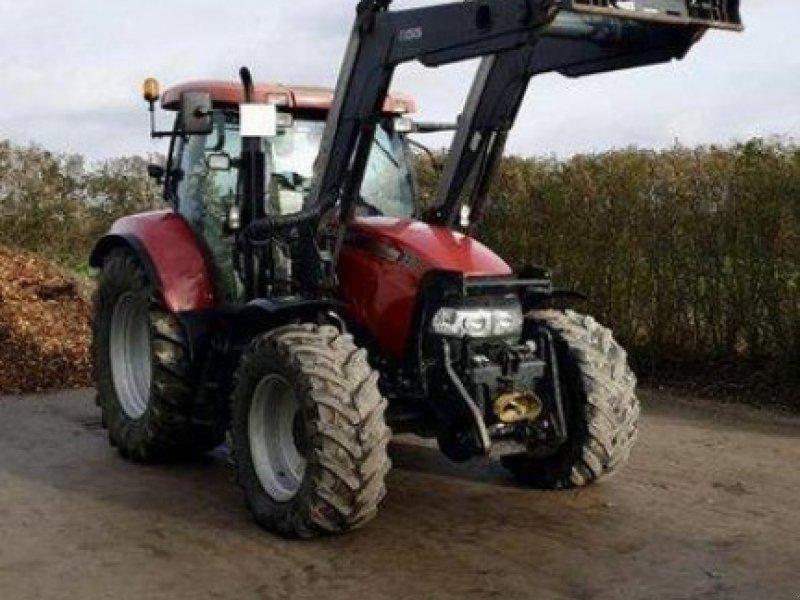 Traktor des Typs Case IH ** Maxxum 140 ** Quicke Frontlader, Gebrauchtmaschine in Rommerskirchen (Bild 1)