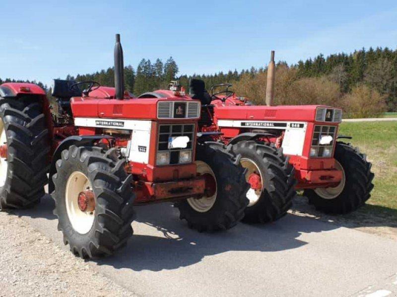 Traktor типа Case IH 1046 1246, Gebrauchtmaschine в Stammham (Фотография 1)