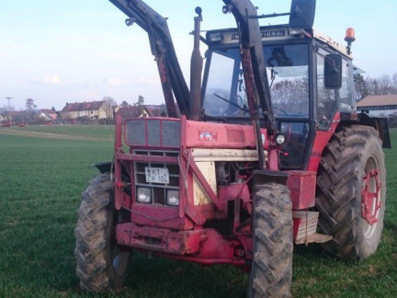 Traktor типа Case IH 1046 AS, Gebrauchtmaschine в Buchbrunn (Фотография 1)