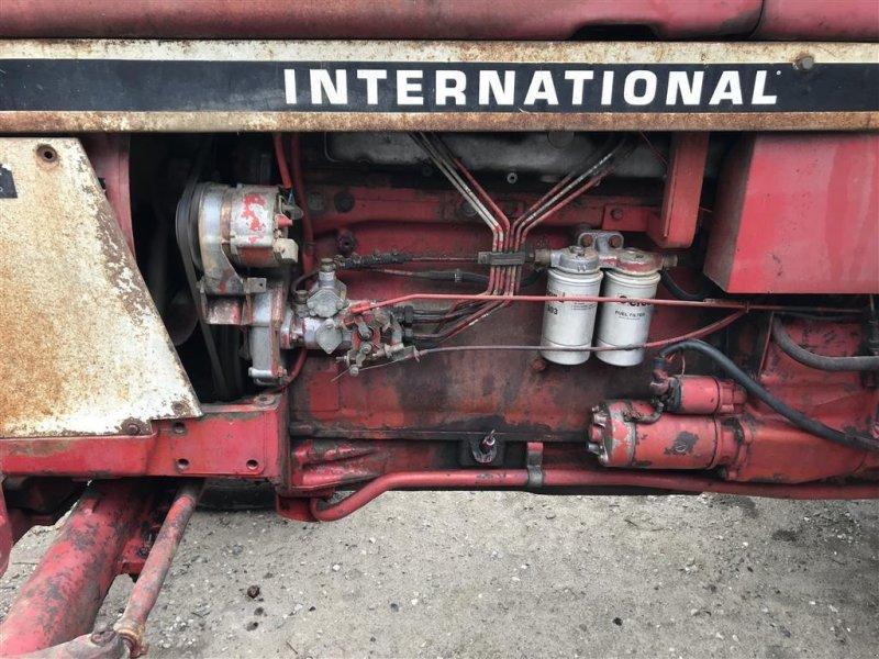 Traktor типа Case IH 1055 2 WD., Gebrauchtmaschine в Mern (Фотография 6)