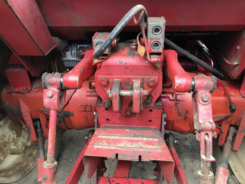 Traktor типа Case IH 1055 2 WD., Gebrauchtmaschine в Mern (Фотография 7)