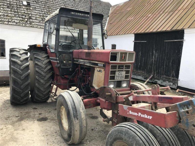 Traktor типа Case IH 1055 2 WD., Gebrauchtmaschine в Mern (Фотография 4)