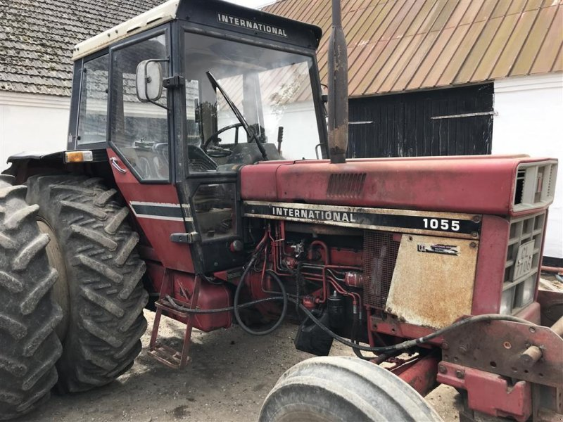 Traktor типа Case IH 1055 2 WD., Gebrauchtmaschine в Mern (Фотография 3)