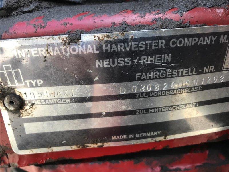 Traktor типа Case IH 1055 XL 4 wd., Gebrauchtmaschine в Mern (Фотография 7)