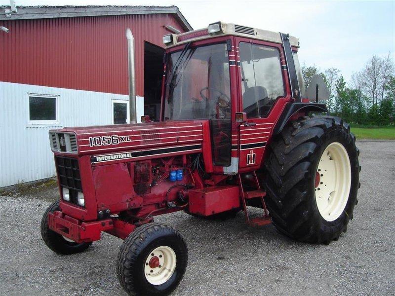 Traktor des Typs Case IH 1056 XL Turbo, Gebrauchtmaschine in Ejstrupholm (Bild 1)