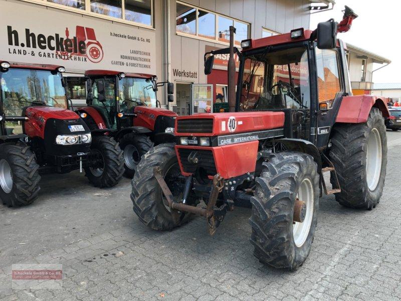 Traktor des Typs Case IH 1056 XLA, Gebrauchtmaschine in Epfendorf (Bild 2)
