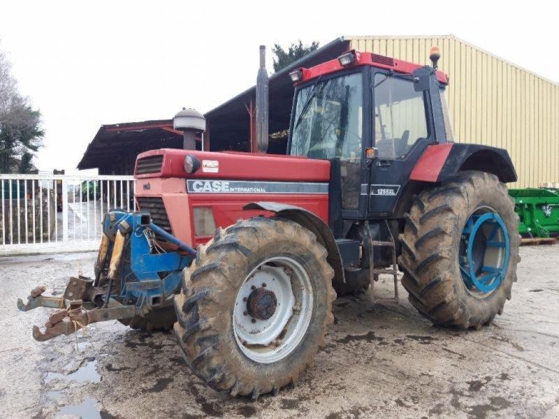 Traktor a típus Case IH 1255, Gebrauchtmaschine ekkor: STENAY (Kép 1)