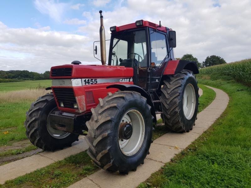 """Traktor tip Case IH 1455 Baujahr 1996 """" einer der letzten aus erster Hand und Klima"""", Gebrauchtmaschine in Honigsee (Poză 1)"""