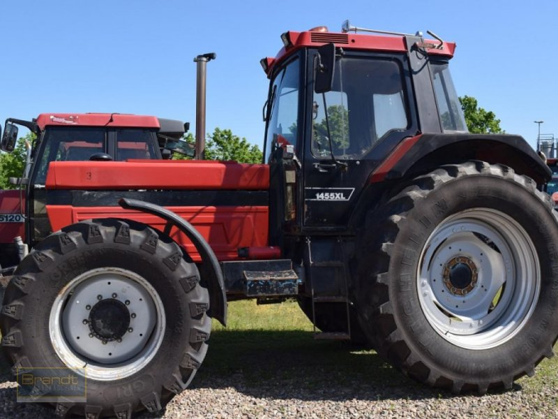 Traktor typu Case IH 1455 XL A, Gebrauchtmaschine w Bremen (Zdjęcie 1)