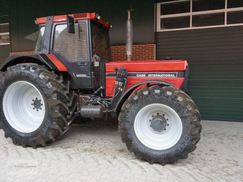 Traktor typu Case IH 1455 XL, Gebrauchtmaschine w Borken (Zdjęcie 1)