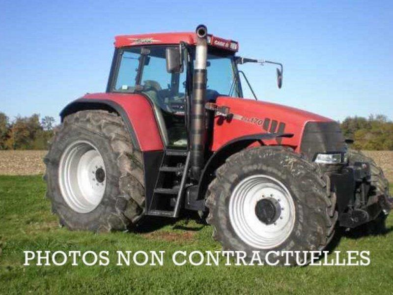 Traktor типа Case IH 170, Gebrauchtmaschine в PONTFAVERGER MORONVILLIERS (Фотография 1)