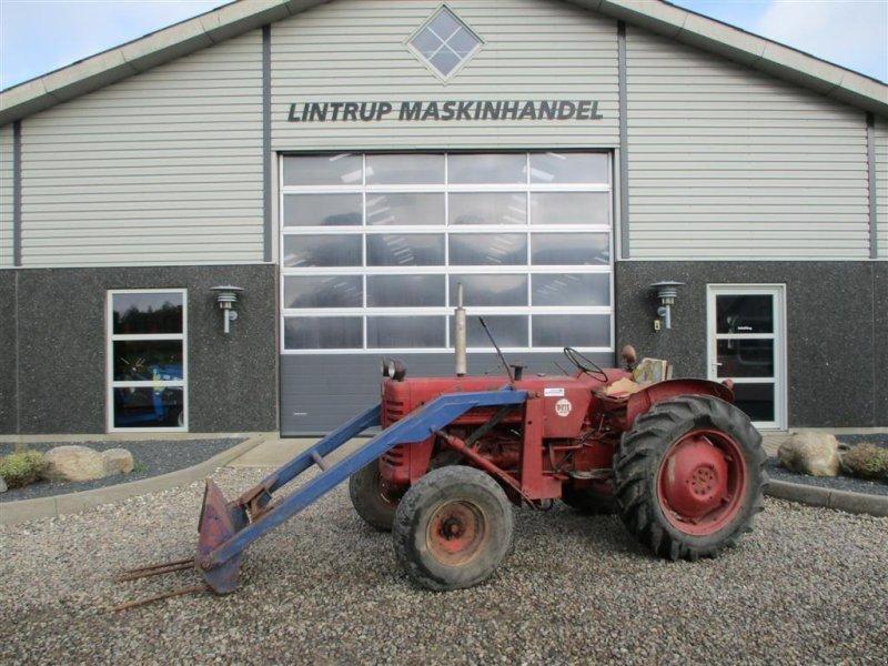 Traktor a típus Case IH 275 med frontlæsser, Gebrauchtmaschine ekkor: Lintrup (Kép 1)
