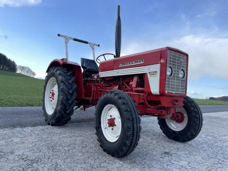Traktor типа Case IH 353, Gebrauchtmaschine в Steinau  (Фотография 1)