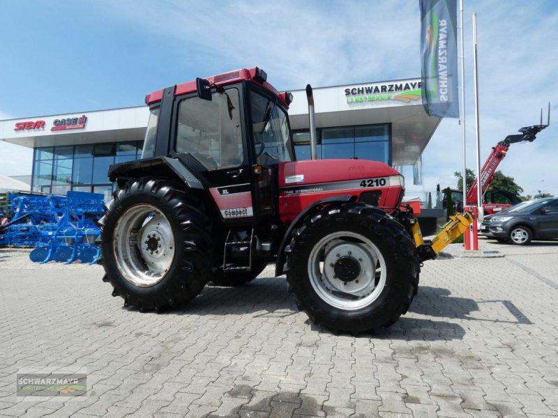 Traktor des Typs Case IH 4210 A, Gebrauchtmaschine in Aurolzmünster (Bild 1)