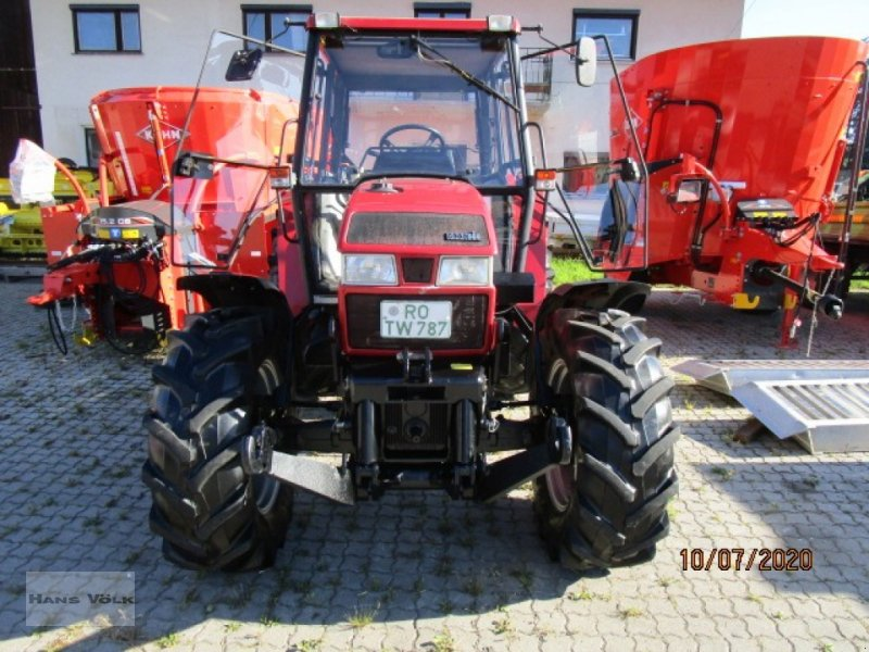Traktor des Typs Case IH 4210 A, Gebrauchtmaschine in Soyen (Bild 1)