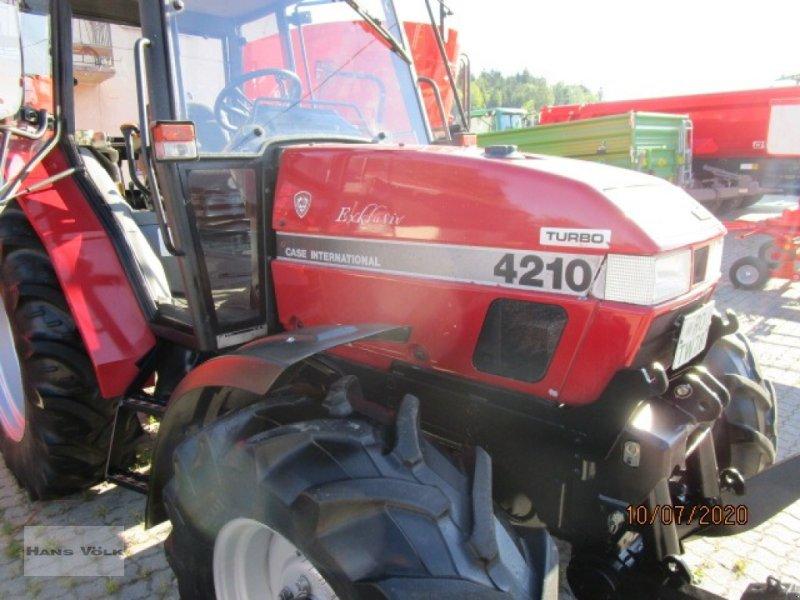Traktor des Typs Case IH 4210 A, Gebrauchtmaschine in Soyen (Bild 2)
