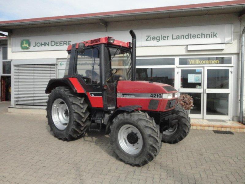 Traktor tip Case IH 4210Allrad, Gebrauchtmaschine in Kandern-Tannenkirch (Poză 1)