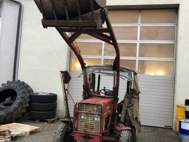 Traktor des Typs Case IH 423, Gebrauchtmaschine in Thalmässing (Bild 1)