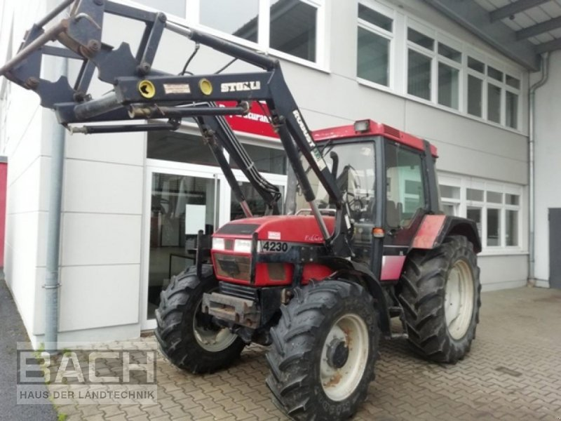 Traktor типа Case IH 4230 XL ALLRAD, Gebrauchtmaschine в Boxberg-Seehof (Фотография 1)