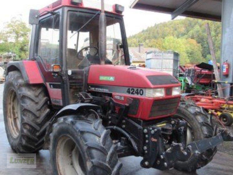 Traktor des Typs Case IH 4240 XL A, Gebrauchtmaschine in Kaumberg (Bild 1)