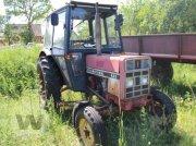 Traktor des Typs Case IH 433 Hinterradschlepper, Gebrauchtmaschine in Börm
