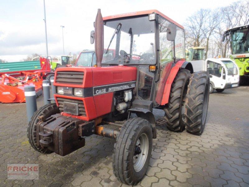 Traktor типа Case IH 433, Gebrauchtmaschine в Bockel - Gyhum (Фотография 1)