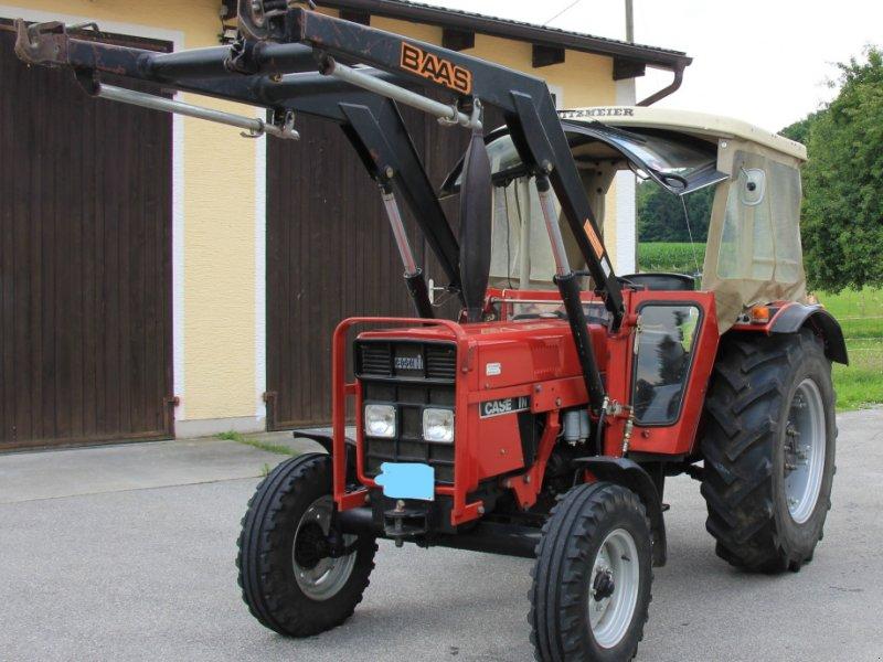 Traktor des Typs Case IH 433, Gebrauchtmaschine in Rechtmehring (Bild 1)