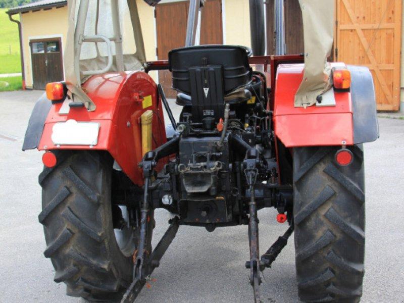 Traktor des Typs Case IH 433, Gebrauchtmaschine in Rechtmehring (Bild 3)