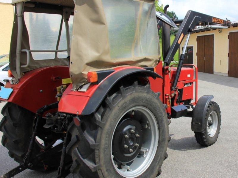 Traktor des Typs Case IH 433, Gebrauchtmaschine in Rechtmehring (Bild 4)