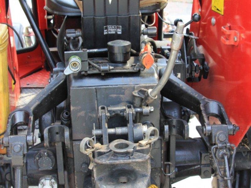 Traktor des Typs Case IH 433, Gebrauchtmaschine in Rechtmehring (Bild 12)