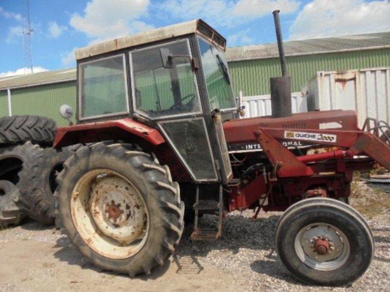 Traktor a típus Case IH 484, Gebrauchtmaschine ekkor: Rønde (Kép 1)