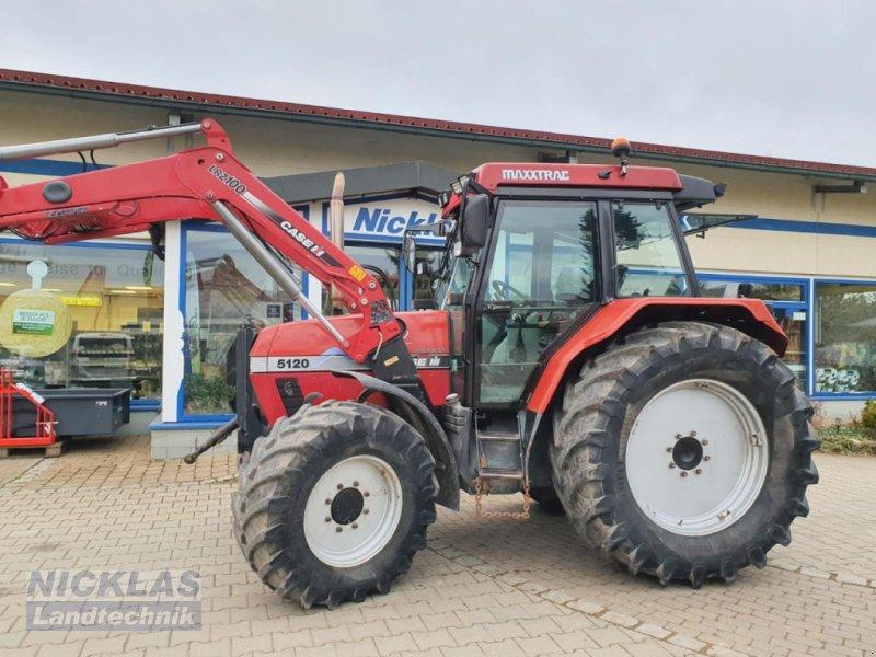 Traktor des Typs Case IH 5120 AV, Gebrauchtmaschine in Schirradorf (Bild 1)