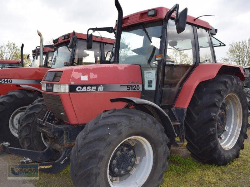 Traktor des Typs Case IH 5120 Maxxum, Gebrauchtmaschine in Bremen (Bild 1)