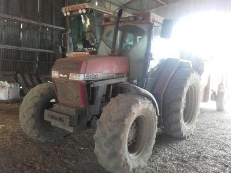 Traktor типа Case IH 5120, Gebrauchtmaschine в Belleville sur Meuse (Фотография 1)